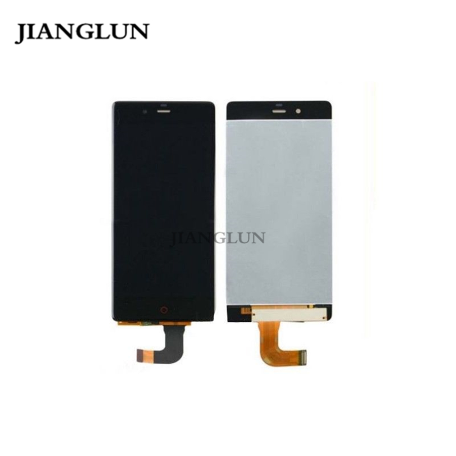 JIANGLUN For ZTE Nubia z9 nx508j LCD Display Touch Screen Digitizer AssemblyJIANGLUN For ZTE Nubia z9 nx508j LCD Display Touch Screen Digitizer Assembly