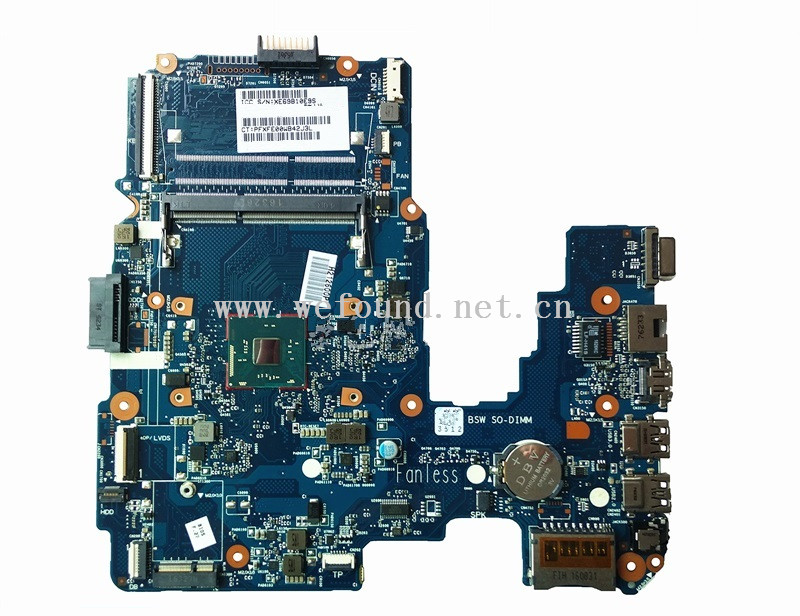 laptop Motherboard For 858040-001 858040-501 858040-601 14-AM N3060 6050A2823301-MB-A01 system mainboard Fully Testedlaptop Motherboard For 858040-001 858040-501 858040-601 14-AM N3060 6050A2823301-MB-A01 system mainboard Fully Tested