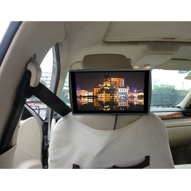 Ultra-thin 11.6 inch 1336*768 High-definition Display MP5 Car Headrest DVD Monitor USB support HDMI Player TFT LCD Screen chimole a910 high quality high power 300w 9 inch high definition display dvd player portable square speakers
