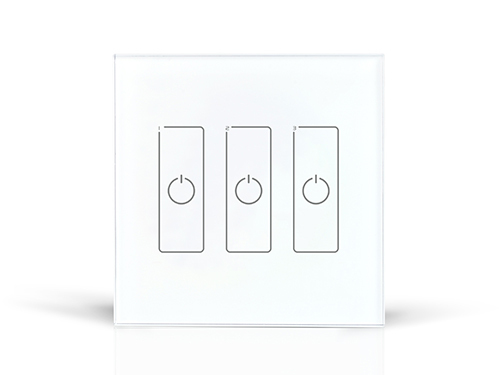 DA3 DALI touch Dimmer;3CH DALI digital dimming signal output da6 ltech dali dimmer dali digital dimming signal output