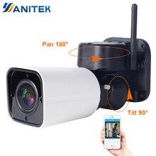 1080P 2MP PTZ IP Camera WiFi Bullet Outdoor Draadloze WiFi Waterdichte Camera CCTV Security Surveillance 4X Optische Zoom IP camara