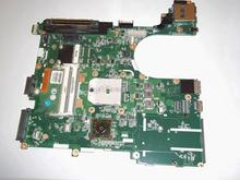 45 days Warranty For hp 6565B 8560P 665718-001 laptop Motherboard for AMD cpu with integrated graphic card 100% tested fully
