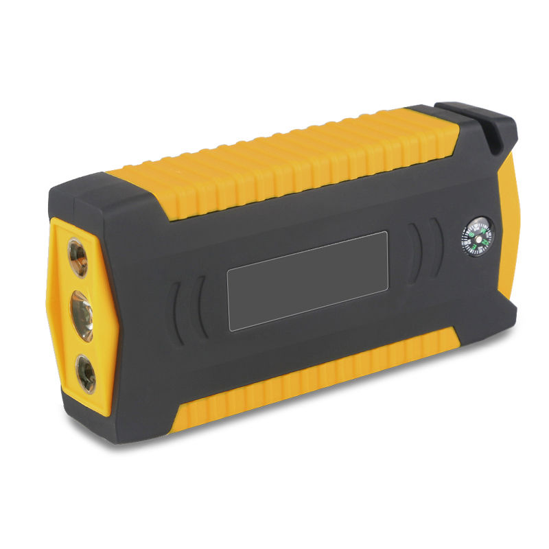 600A 82800 mAh dispositivo de arranque de Banco de potencia de arranque salto de la batería de coche de cargador de emergencia 12 V de batería de refuerzo - 5