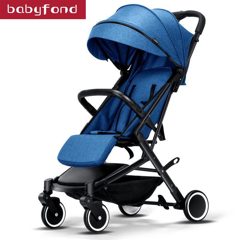 2018 baby stroller Small Size Baby Strollers Salady bb carriages portable EVA wheels trolley baby shock absorber umbrella cars baby stroller ultra light portable shock absorbers bb child summer baby hadnd car umbrella