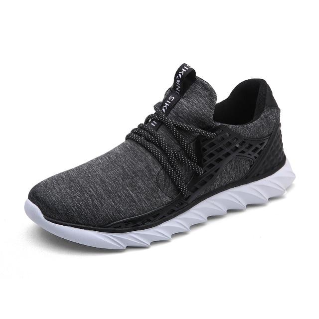 Scarpe sportive uomo 2017 nuove scarpe da corsa traspirante scarpe da  ginnastica di marca per gli 5ac474bf777