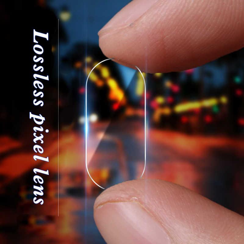 Powrót obiektyw aparatu hartowanego szkła dla Xiao mi mi 8 A2 Lite uwaga 5 6 Pro 7 na czerwony mi 5 Plus mi 9 6 zagraj S2 6A szkło ochronne