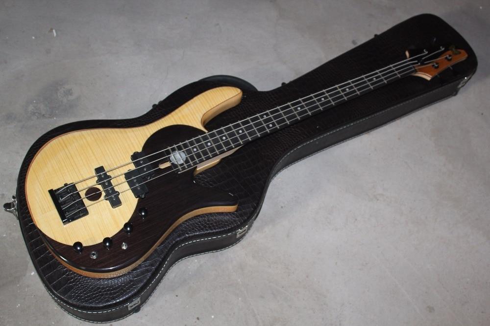 Papillon Deluxe Alder Body 4 cordes basse guitare électrique basse guitare 17-11