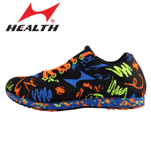 Professional jogging trainers for males spike ladies mild cozy athletic sports activities actions footwear flying wire knitting sneakers
