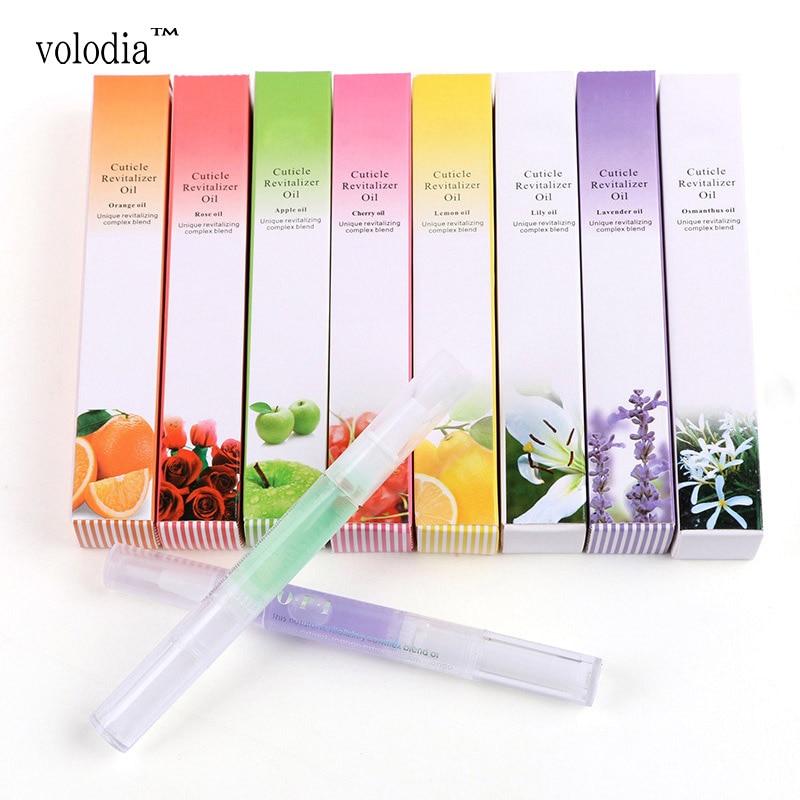 1pcs Cuticle Oil Revitalizer Pen Nail Art Treatment Nutritious Polish Whole Tools Oli