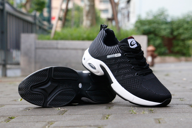 HTB1uuY8XyzxK1RkSnaVq6xn9VXav Fashion 2019 Men Casual Shoes Summer Outdoor Breathable Work Shoes Men Sneakers Mesh Shoes Air Cushion Male Non slip Adult Shoes