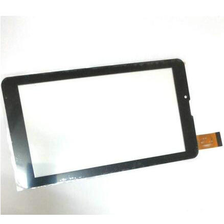 Tempered Glass / New Touch screen Panel Digitizer For 7 Irbis TZ49 TZ44 TZ46 TZ56 3G Tablet Glass Sensor Replacement Free Ship new for 8 irbis tz86 3g irbis tz85 3g tablet touch screen touch panel digitizer glass sensor replacement free shipping