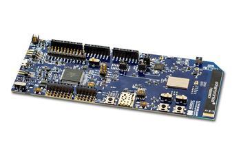 For NRF9160 LTE-M/NB-IoT+GPS & BLE Development Kit