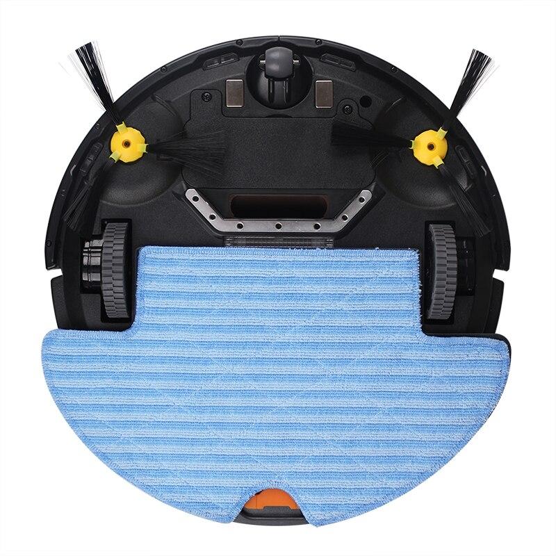 (Для Q7000 Q8000) швабра для LIECTROUX робот-пылесос с водяным баком (мокрой и сухой уборки), 3 шт./упак