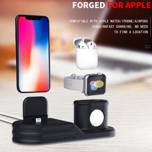 For Apple watch Airpods Iphone X Iphone 8 Iphone 7 Iphone 6 iwatch band 4 3 Sili