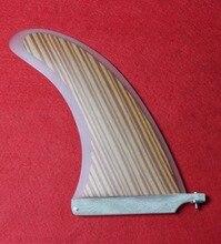 -центр шпон плавники доски серфинга деревянный стиль для