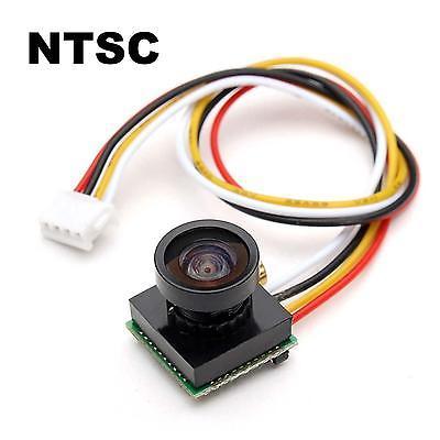 600TVL 1/4 1.8mm Objectif CMOS 170 Degrés Grand Angle CCD Mini FPV Caméra