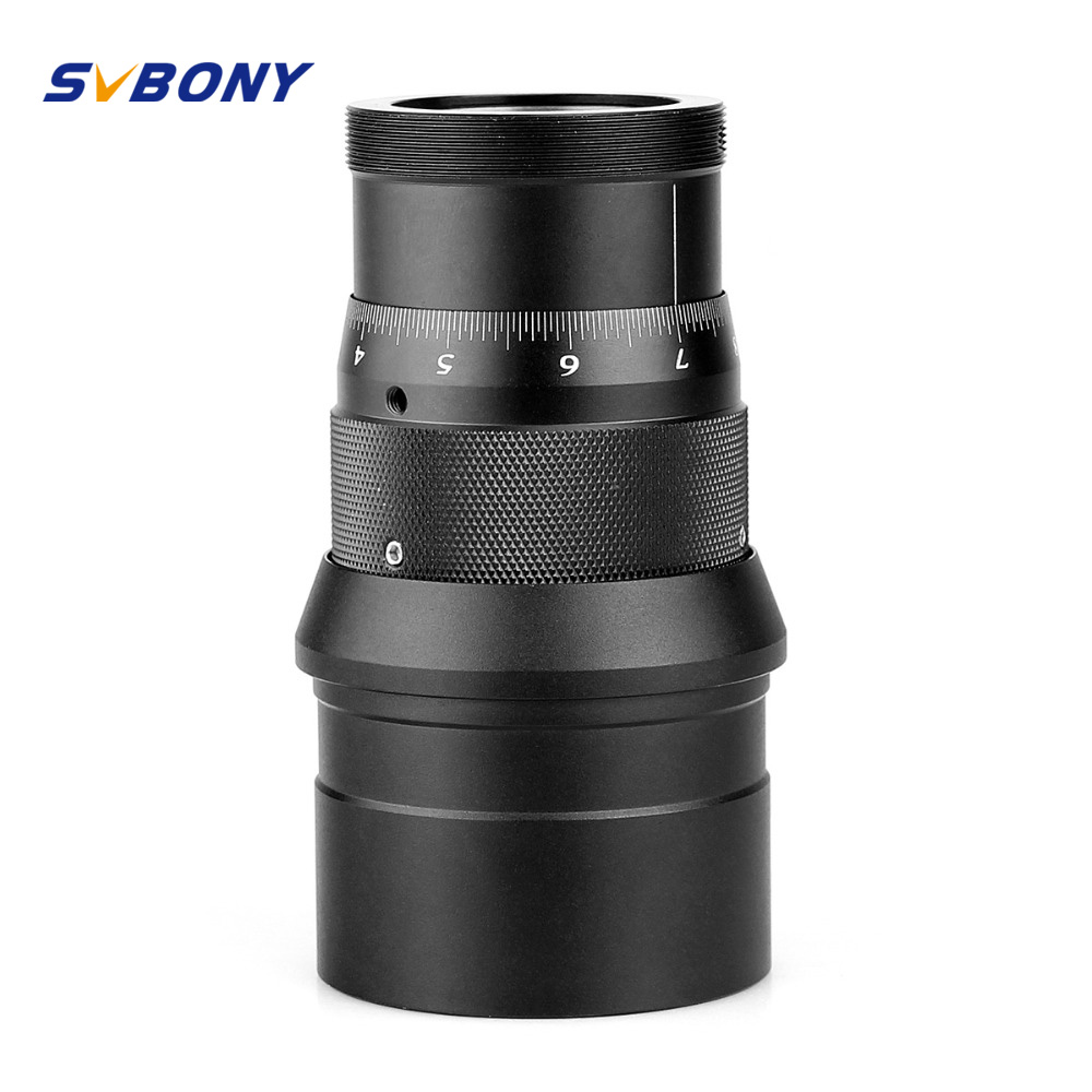 SVBONY 1 25 Double Helical Focuser High Precision for Astronomical Telescope Finder Guidescope w M36 to