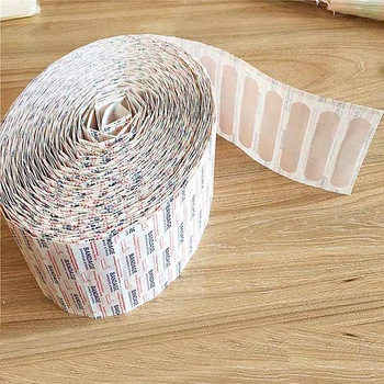 100pcs Band-Aids Waterproof Breathable Cushion Adhesive Plaster Wound Hemostasis Sticker Band First Aid Bandage 1