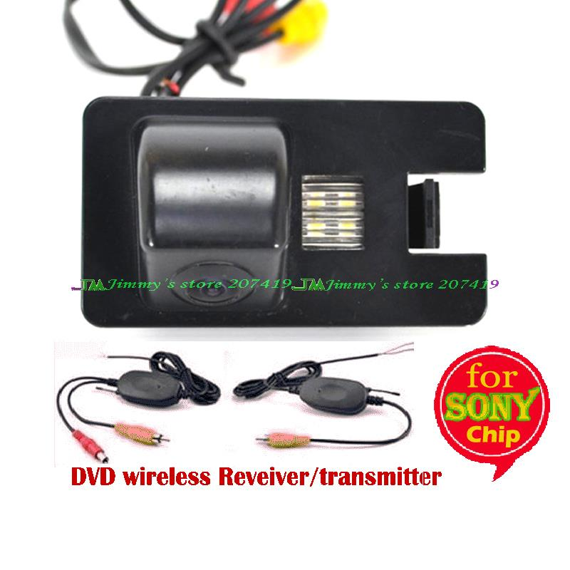 wireless wire parking assist Car rearview font b camera b font for sony ccd Great Wall