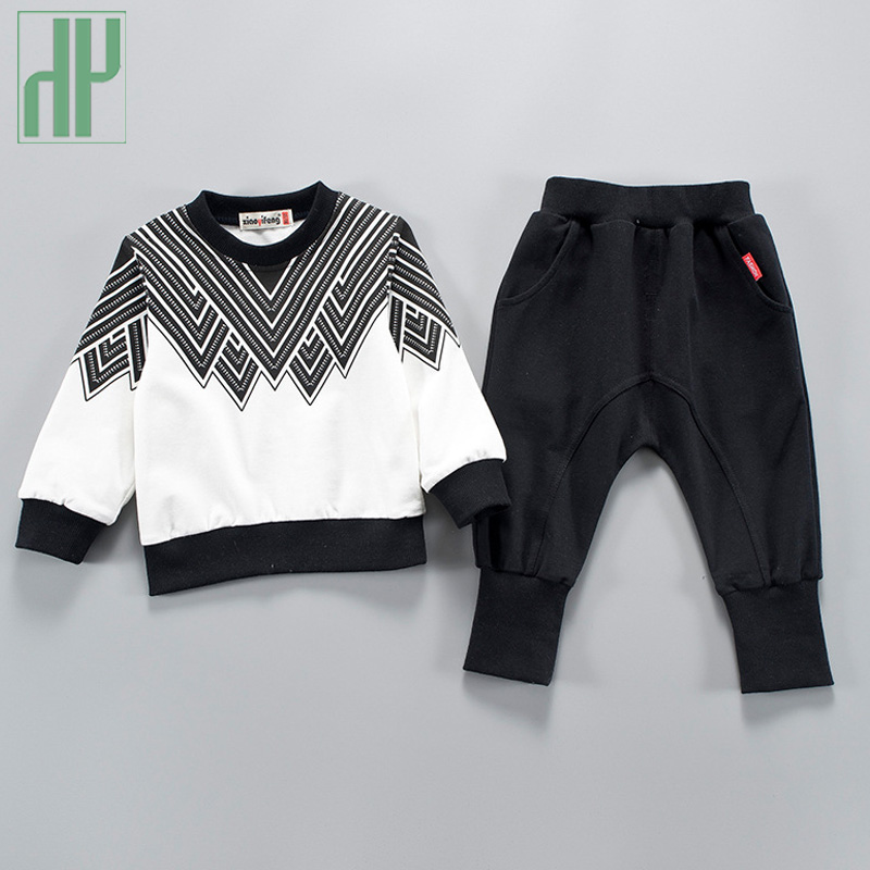 Toddler boys clothing set long sleeve little girls boutique outfits Children girl winter clothes for kids tracksuit 1 2 5 year in Clothing Sets from Mother Kids