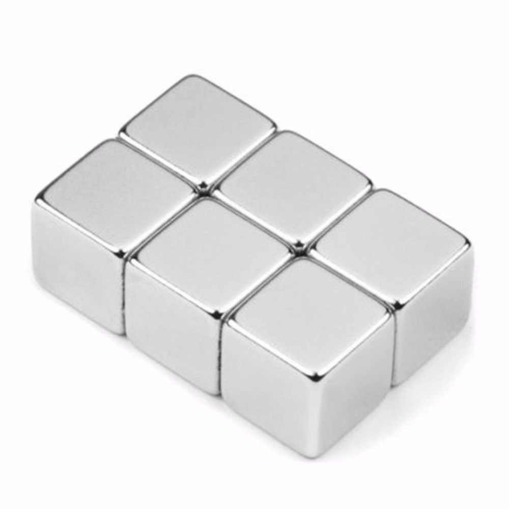 10/20 pcs Neodymium מגנט קבוע N35 NdFeB עוצמה חזק קטן עגול מגנטי מגנטים דיסק 10X1mm