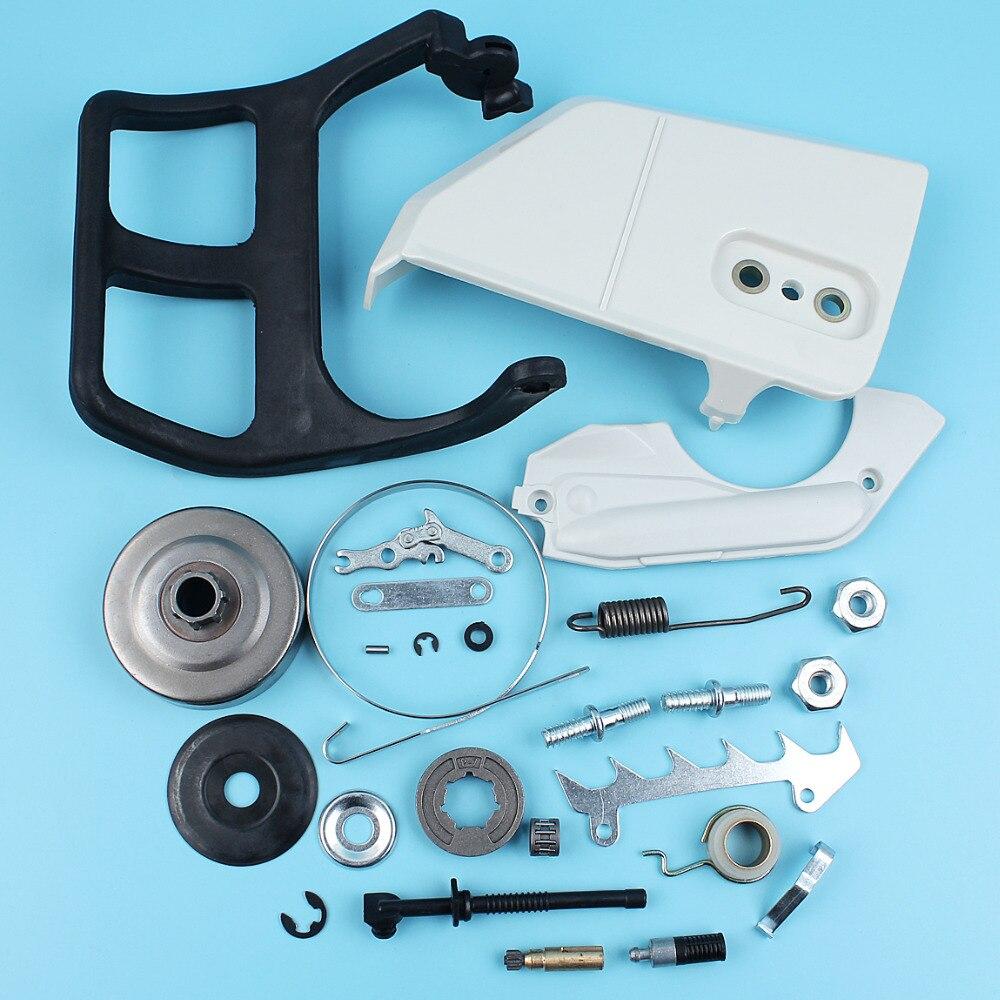 filtro óleo wrom engrenagem kit para stihl