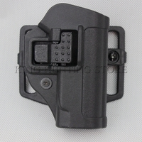 Airsoft Hunting Outdoor Tactical CQC Serpa Concealment Quick Right Hand Waist Belt Loop Pistol Holster Gun