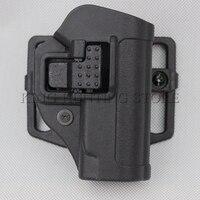 Airsoft Caccia Outdoor Tactical CQC Serpa Occultamento Rapida Mano Destra Cintura Loop Fondina Pistola Pistola Della Cassa Del Sacchetto per PPK