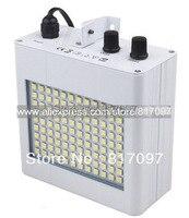 Barato Nuevo luz Strobo SMD5050 blanco luces de discoteca DJ etapa Iluminación DJ Partido