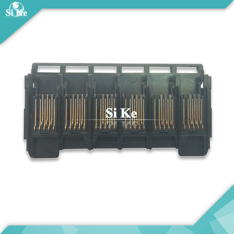 ФОТО Printer part ink cartridge chip board for Epson R1400 R 1400 Chip contact