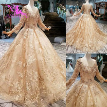 AIJINGYU Cheap Wedding Gown Cheap Off White Casual Free Shipping In Party  Marriage Hawaiian Gowns Punk 80fca2638bf2