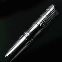H1067 Top Quality Titanium Alloy Self Defense Personal Safety Tactical Pen Pencil With Writing Function Tungsten