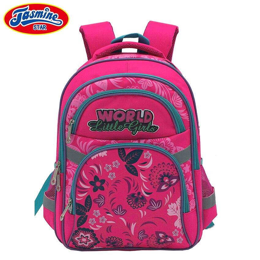 JASMINESTAR dzieci torba szkolna plecak dziewczyna duża