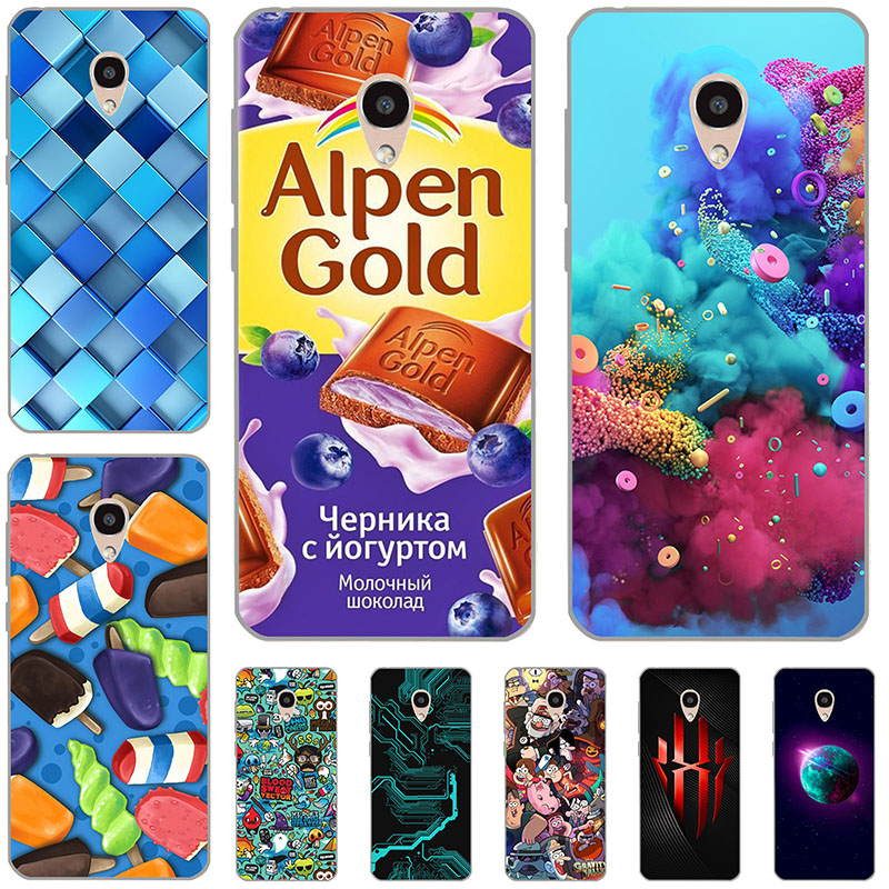For Alcatel 1X Case Alcatel 1X Case Cover Luxury Soft Silicone Phone Case  For Alcatel 1X 5059D 5059 5059A 1 X Case Back Cover