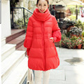 New Winter Maternity Coat Warm Clothing Maternity down Jacket Pregnant Women outerwear high quality down cotton jacket E635