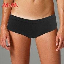 M&M, черный, средняя талия, бикини, низ, сексуальное бикини для девочек, для женщин, для пляжа, одноцветная, спортивная одежда для плавания, плавки, купальник, Ретро стиль, пляжная одежда