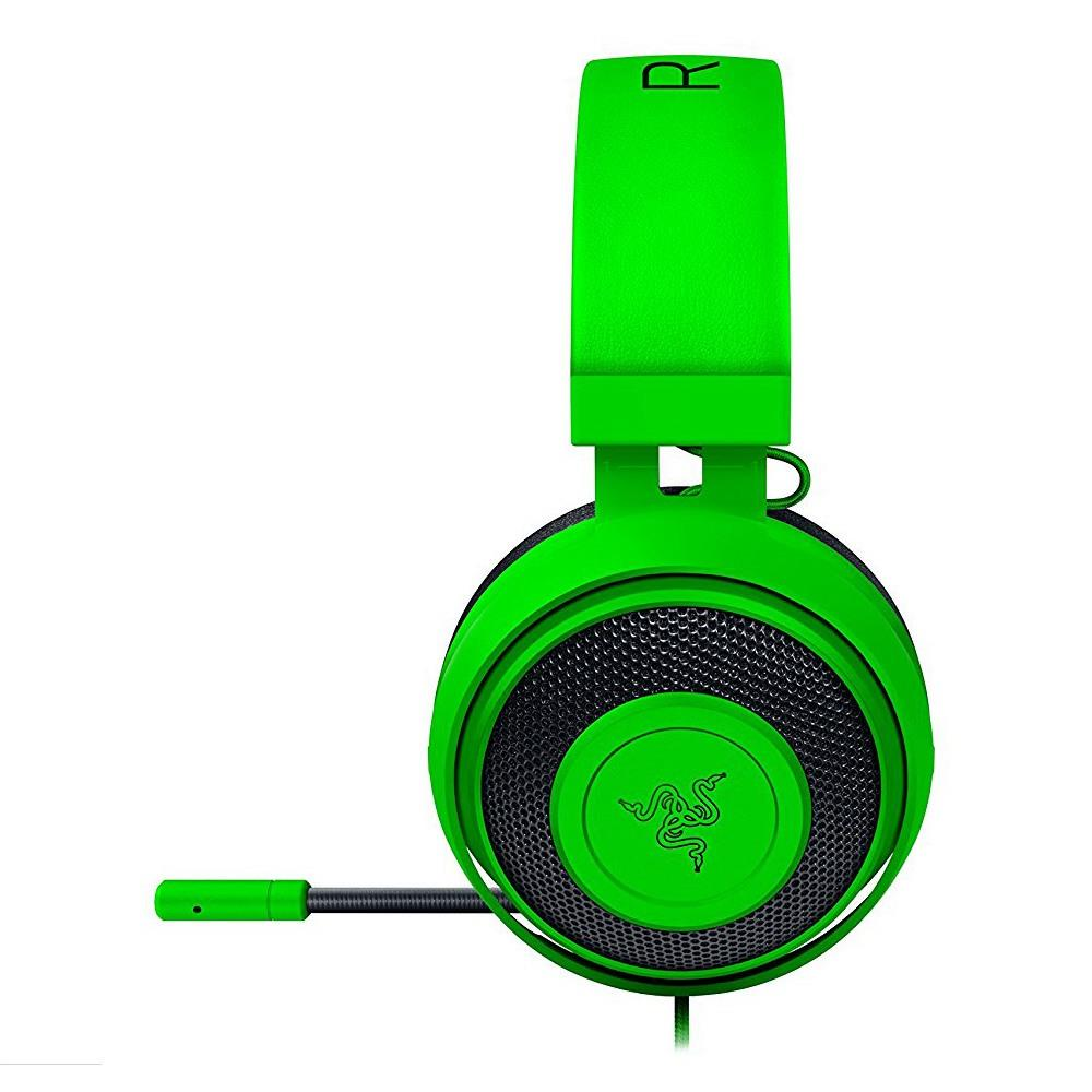 Casque de jeu analogique Razer Kraken Pro V2-3.5mm avec micro coussins d'oreilles ovales pour PC pour Xbox One pour Station de jeu 4 - 5