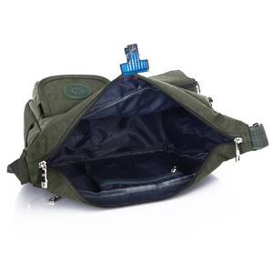 Image 5 - Women Messenger Bags Nylon Female Shoulder Bag Crossbody Bags Fashion Ladies Handbags Tote School Sac A Main