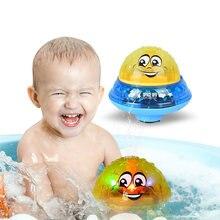 Детская игрушка спрей для душа вращающаяся ванной