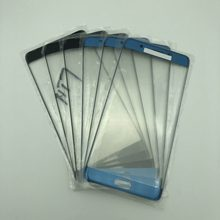 2 Pcs Ori Glas Für Samsung Galaxy Note FE Fan Edition für Samsung Note 7 front glas touch screen ersatz rand glas(China)