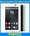 "Sony Xperia C5 Dual Original Unlocked GSM 4G LTE Android Octa Core RAM 2GB ROM 16GB 6.0"" 13MP WIFI GPS E5563 Dropshipping"