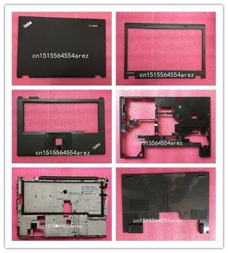 Ordinateur portable Lenovo ThinkPad T440P, écran LCD arrière/lunette LCD, repose mains, couvercle de Base, couverture de mémoire, Support AP0SQ000100