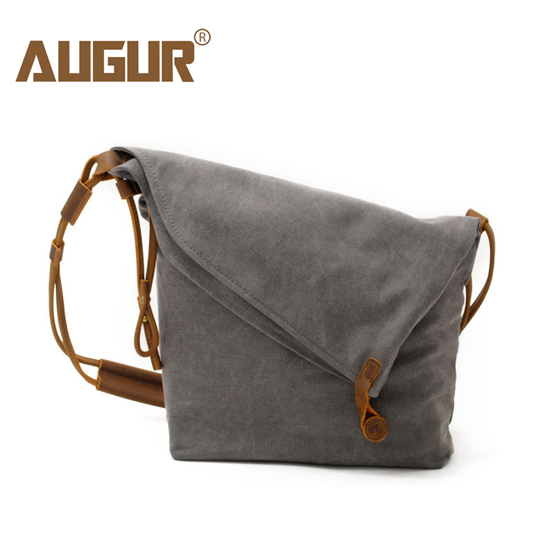 Crossbody Bag Men Messenger Bag Casual Canvas Hobo Bag Shouder Bag Unisex MC6631