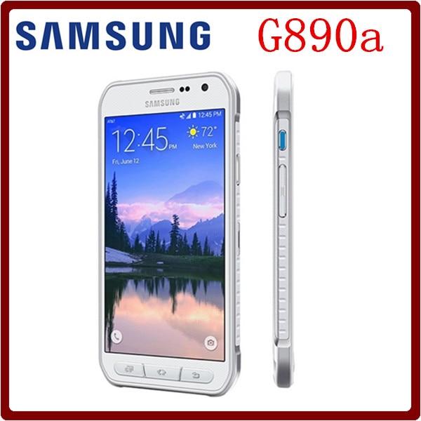 bilder für Heißer Verkauf Ursprüngliches Entriegeltes Samsung S6 Aktive G890a 5,1 ''LTE 4G 3 GB RAM 32 GB ROM 16MP Qcta Core Refurbished Smartphone