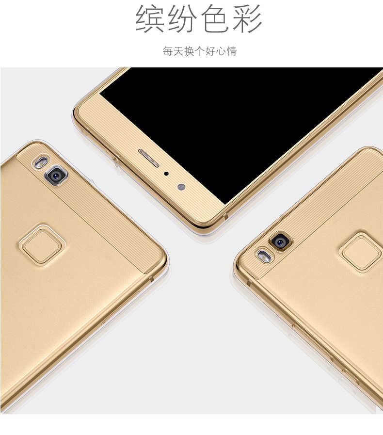 Cho Mỏng Huawei P9 Lite P9 Trường Hợp Dẻo Silicone Trong Suốt P9lite Bao, huwawei, huawai, nova 3i Giao Phối 20X30 P30 P20 P9 Lite Pro