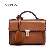 Brown Vintage Saddle Bags female Handbag PU Leather Purses Handbags Women  Messenger Bags Small Crossbody Shoulder 293764f981acf