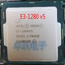 Processor Intel Xeon LGA1151 E3-1280V5 CPU Quad-Core 8M 80W Original