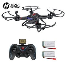 EU USA Stock Holy Stone F181C 4 Channel 2.4GHz 6-Gyro Headless Mode RC Helicopter 720P HD Camera RTF 3D Flips One Key Return
