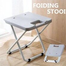 Tragbare Faltbare Stuhl Angeln Camping BBQ Hocker Klapp Sitz Garten Ultraleicht Office Home Möbel