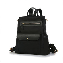 Women Backpack Waterproof Oxford Female Shoulder Bag Candy Ladies School Multifunction Laptop